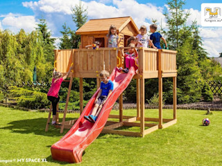 ONLYWOOD Garden Swings & play sets Wood