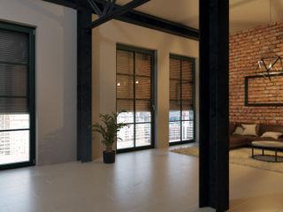Blaurock GmbH Modern Windows and Doors Green