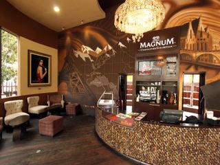 TR arquitectos Bars & clubs