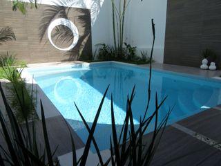Zen Ambient Buitenzwembad