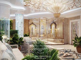 Дизайн-студия элитных интерьеров Анжелики Прудниковой Asian style spa