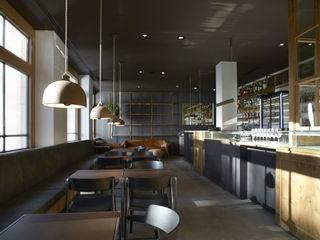 palmieri Illuminotecnica Industrial style bars & clubs