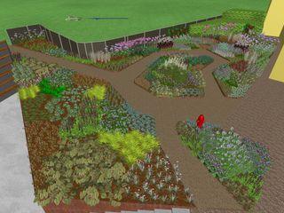 UWC of adriatic Rosin Manuel Garden deSign Giardino moderno