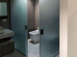 AISI Design srl 浴室 鐵/鋼 Transparent
