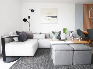 loop-d Living room Grey