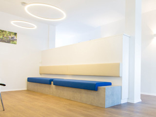 Skapetze Lichtmacher Study/officeLighting Metal White