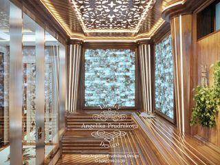 Дизайн-студия элитных интерьеров Анжелики Прудниковой Modern spa