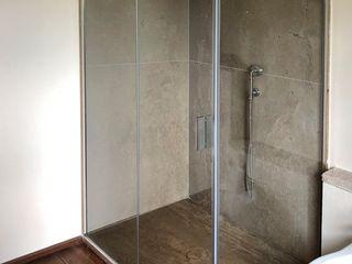 AISI Design srl 衛浴浴缸與淋浴設備 玻璃 Transparent