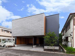 アウトサイドリビングの家 STaD(株式会社鈴木貴博建築設計事務所) オリジナルな 家