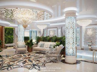 Дизайн-студия элитных интерьеров Анжелики Прудниковой Tropical style spa