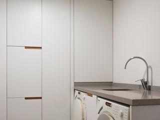 osb arquitectos Kamar Mandi Modern White