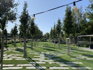 Un parco a Cà del Gusto L'Eden Giardino moderno