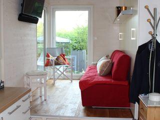 DSHP Gebäudeautomation und Energie GmbH Living room