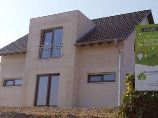 DSHP Gebäudeautomation und Energie GmbH Prefabricated Home