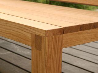 Eichenbank SK2 Pool22.Design GartenMöbel Holz Transparent