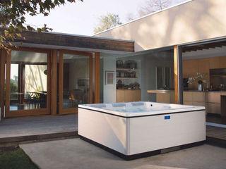 Urlaub zu Hause SPA Deluxe GmbH - Whirlpools in Senden Moderner Garten