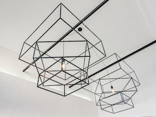 VELIOL cake design manuarino architettura design comunicazione Negozi & Locali commerciali in stile minimalista Pietra Bianco