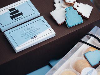 VELIOL cake design manuarino architettura design comunicazione Negozi & Locali commerciali in stile minimalista Ceramica Turchese