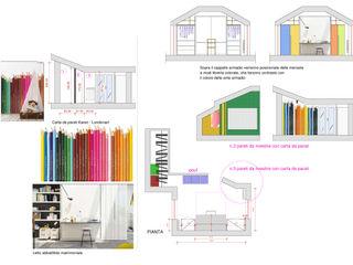 CLARE studio di architettura 男孩房