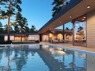 Architectural 3D Rendering Services JMSD Consultant - 3D Architectural Visualization Studio