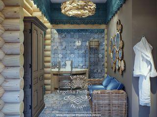 Дизайн-студия элитных интерьеров Анжелики Прудниковой Country style spa