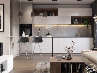 Shmidt Studio Кухня в стиле модерн