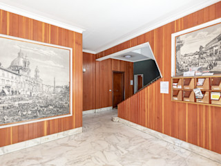 Casa vacanze Aurora - 90 MQ Dr-Z Architects Condominio Legno Effetto legno
