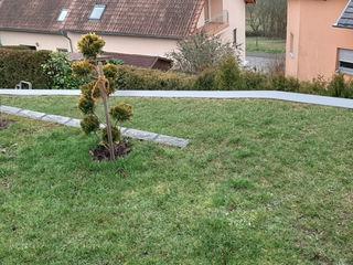 Japanisches Geländer und Gartenzaun Edelstahl Atelier Crouse: Vorgarten