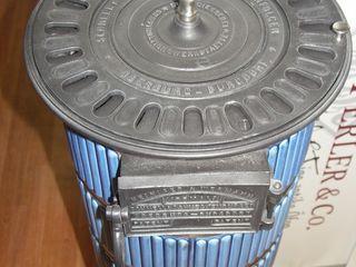 Perler Ofen GmbH Оранжерея Керамічні Синій
