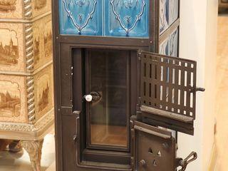 Perler Ofen GmbH Винні підвали Керамічні Синій