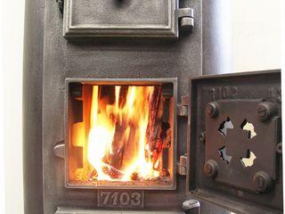 Perler Ofen GmbH Вітальня Залізо / сталь Металевий / срібло
