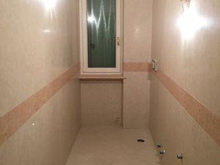 Quintarelli Roberto Pietre Ванная комната в стиле модерн Камень Бежевый