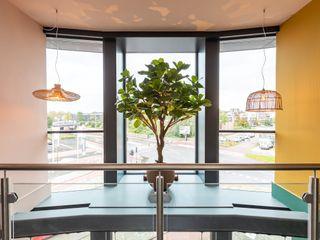 Aangenaam Interieuradvies Modern office buildings