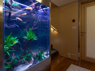 Acquario Yacht MELIK LUXURY Aquarium Palestra in stile moderno