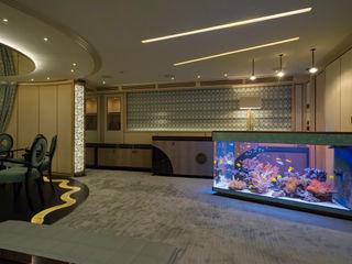 Acquario Bar MELIK LUXURY Aquarium Sala da pranzoAccessori & Decorazioni
