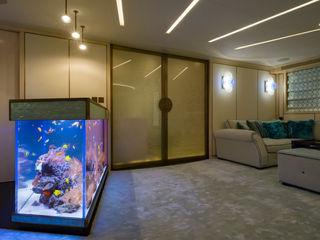 Acquario Bar MELIK LUXURY Aquarium CasaAccessori & Decorazioni
