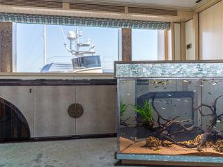 Acquario su Yacht MELIK LUXURY Aquarium CasaAccessori & Decorazioni