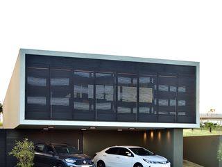 D arquitetura Condominios Hierro/Acero Negro