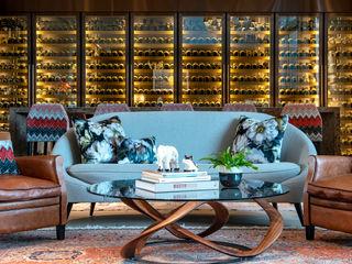 Design Intervention Modern living room
