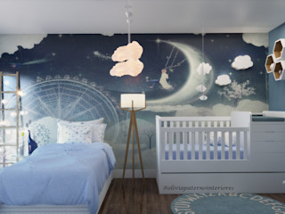 Studio MP Interiores غرفة الاطفال
