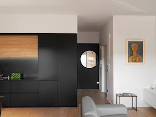 LLL House tIPS ARCHITECTS Cucina piccola