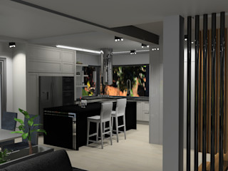 NOUVELLE Modern kitchen White