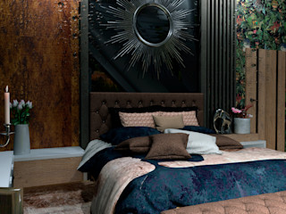 NOUVELLE Modern style bedroom