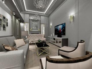 NOUVELLE Modern living room