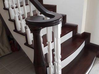 Merdivenci Küpeşte 05323870035 MERDİVENCİ Merdivenler Ahşap Ahşap rengi