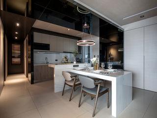 勻境設計 Unispace Designs Modern Kitchen