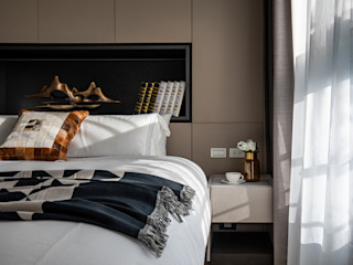 勻境設計 Unispace Designs Modern Bedroom