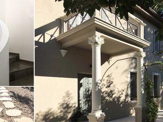Studio Maggiore Architettura Eclectic style houses