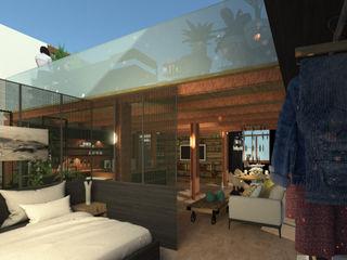 loft ROSA CARBONE DESIGN