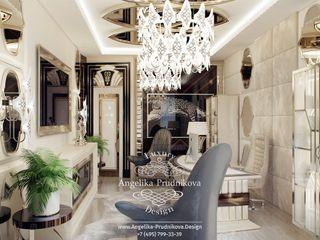 Дизайн-студия элитных интерьеров Анжелики Прудниковой Modern study/office